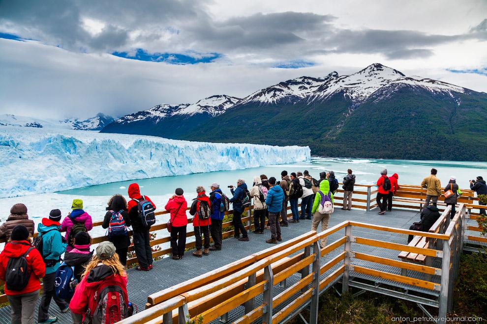 Ледник Перито Морено