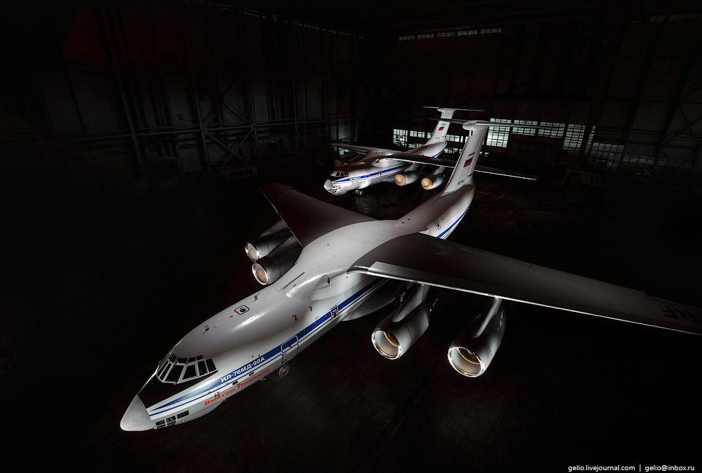 самолёт Ил-76МД-90А