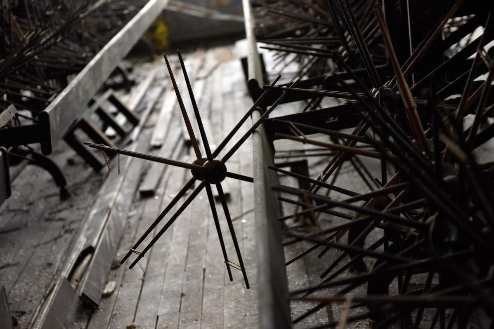 Деревянные моталки для промышленной намотки шелка