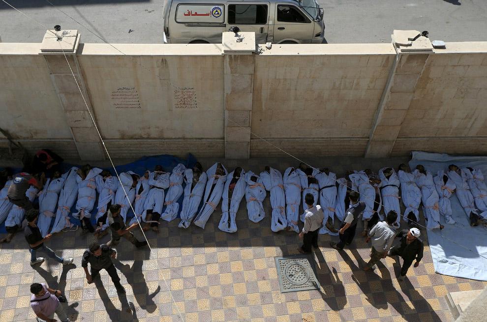 Погибшие в Дамаске