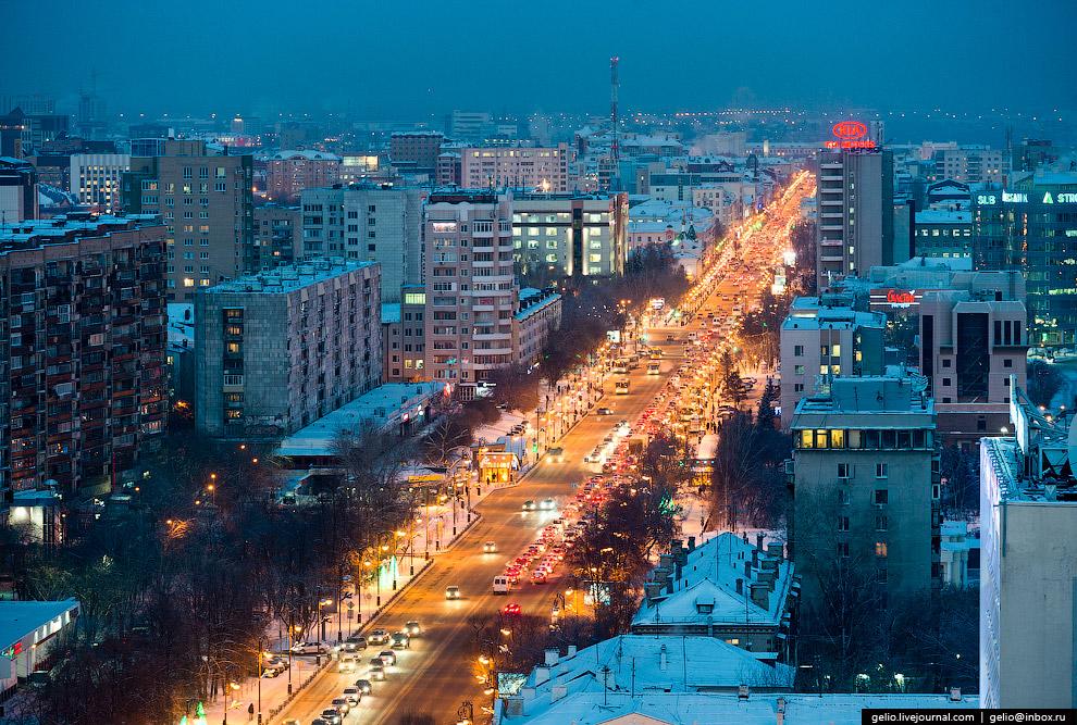 Улица Республики.