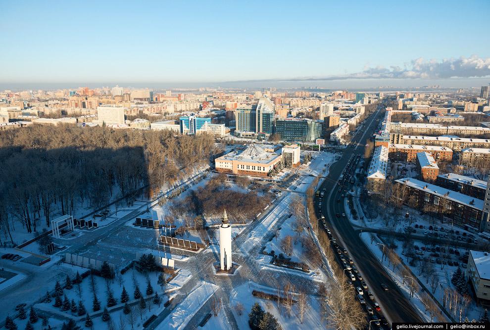 Площадь Памяти.