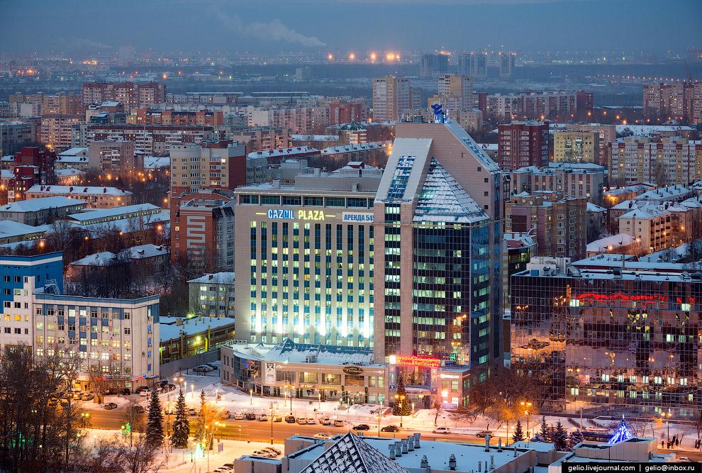 Бизнес-центр «Gazoil Plaza».