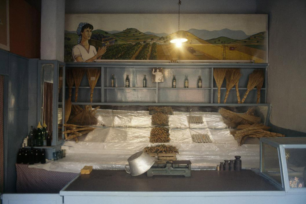 Овощной магазин в Дурресе: