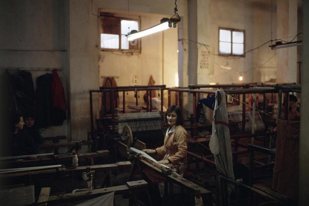 Албанская лёгкая промышленность, Дуррес: