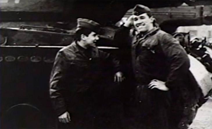 Как Арнольд Шварценеггер в армии служил