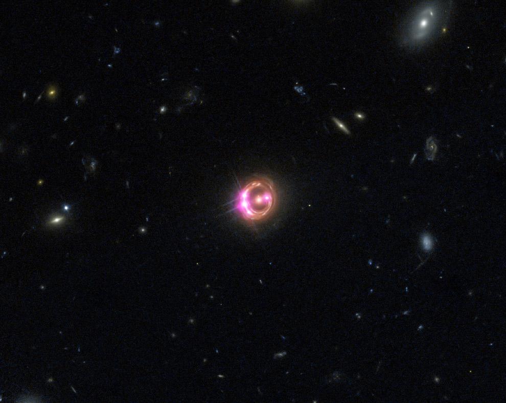 Космическая обсерватория Chandra