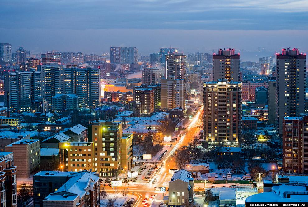 Улица Семьи Шамшиных.
