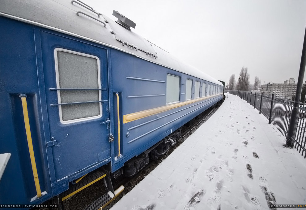 современный вагон РИЦ № 01702844