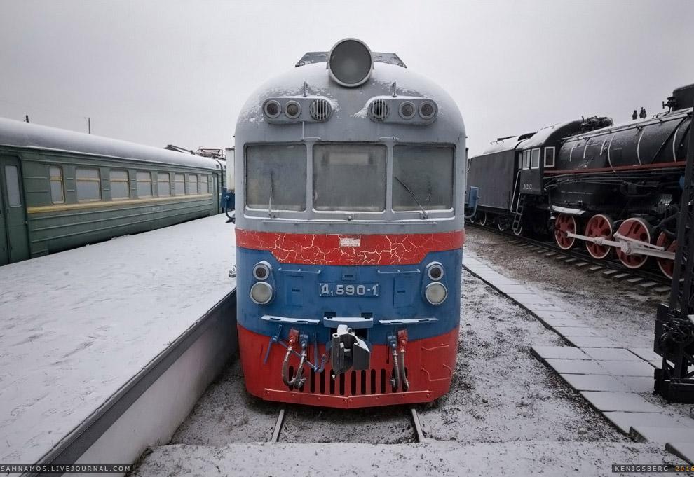 Дизель-поезд Д1