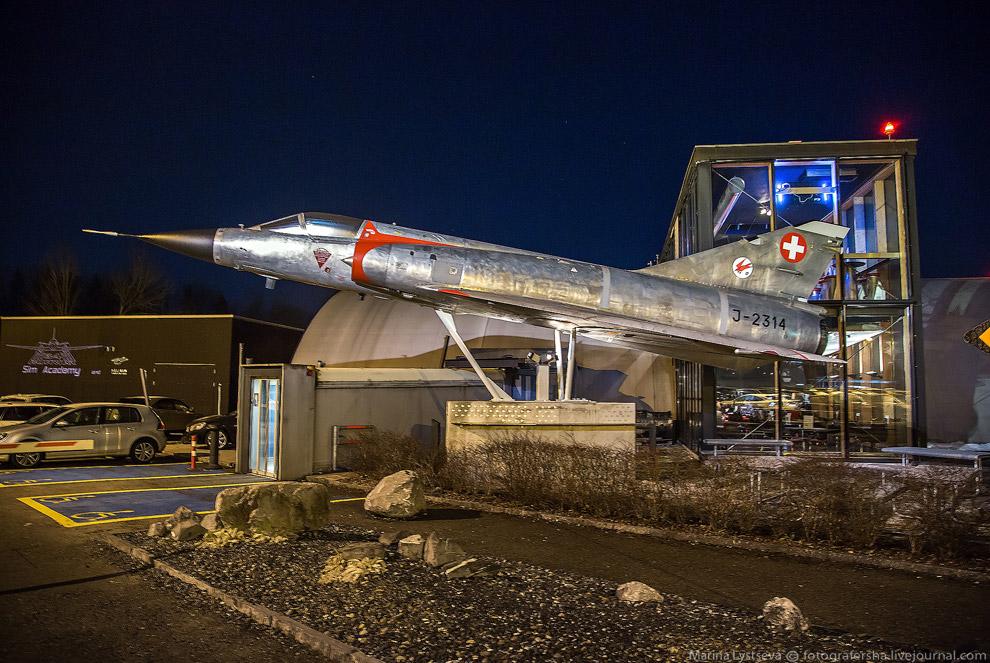 французский Mirage III S