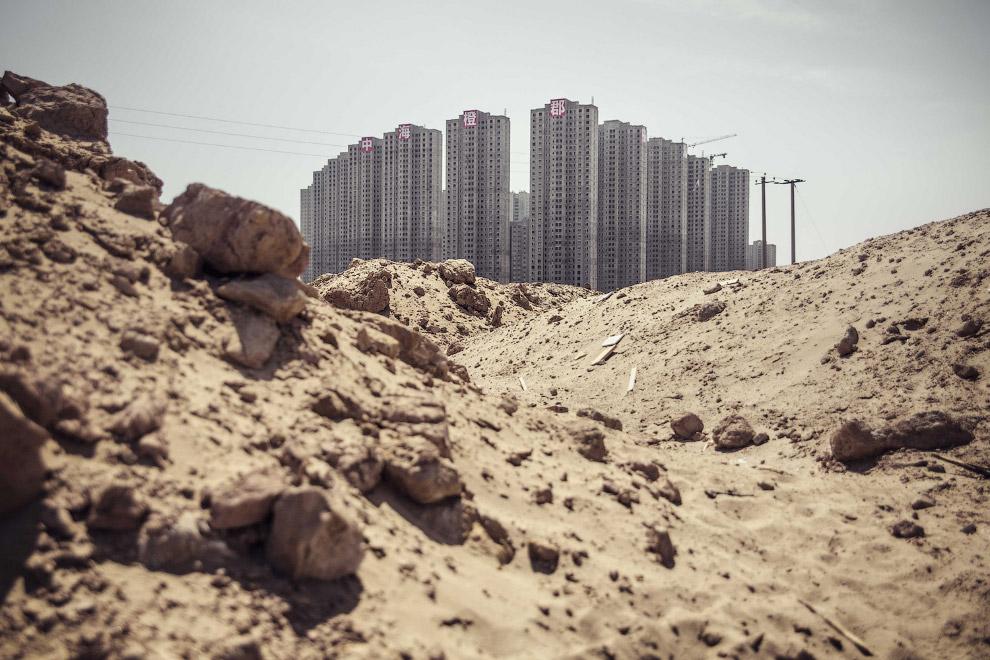 Городские пейзажи в Китае