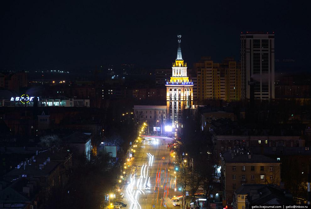 Жилой дом по Кольцовской улице, 82