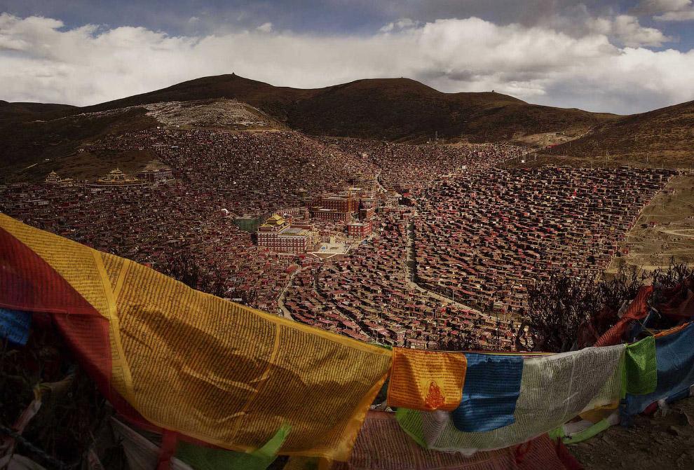 Тибетский монастырь