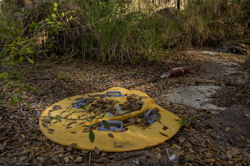 Заброшенный Дисней-парк