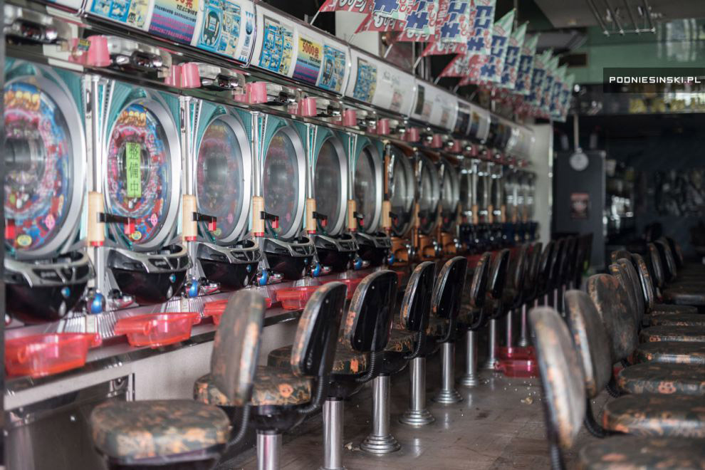 Бывший салон игровых автоматов