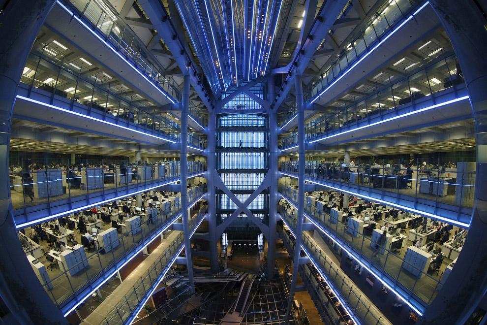 офис банка HSBC