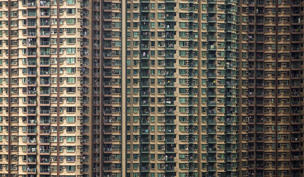 Жилой дом по-гонконгски