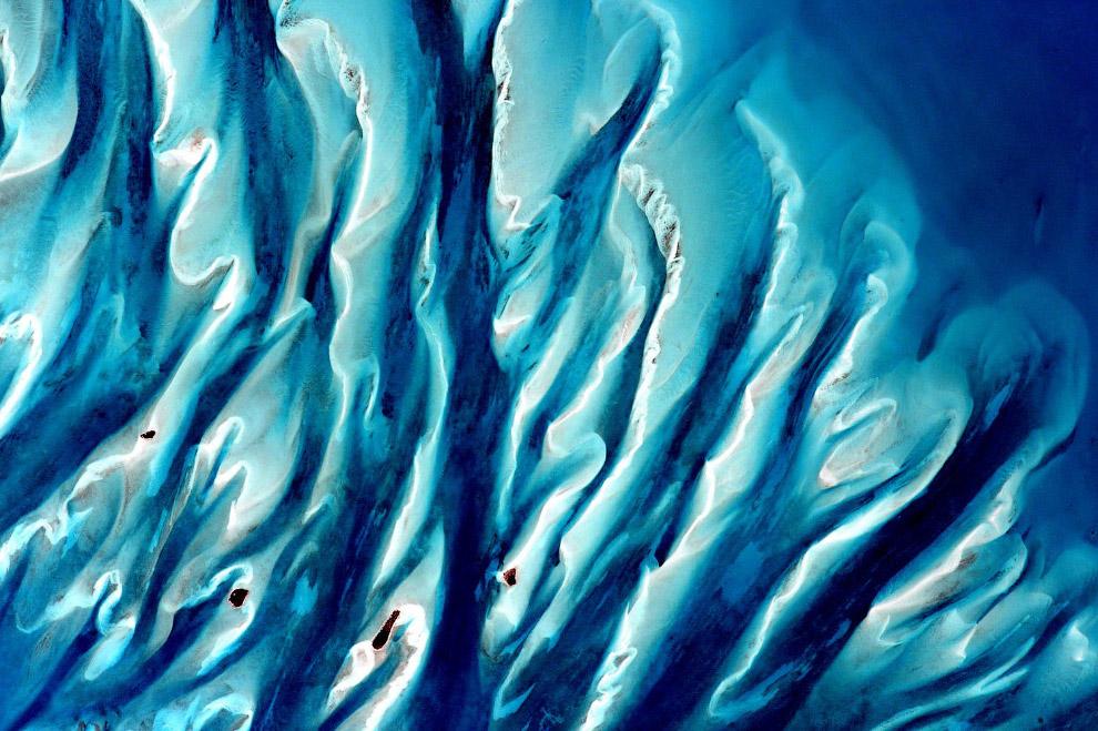 Песок, море и острова на Багамах