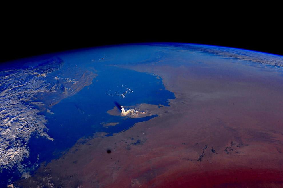 Облака над Катаром