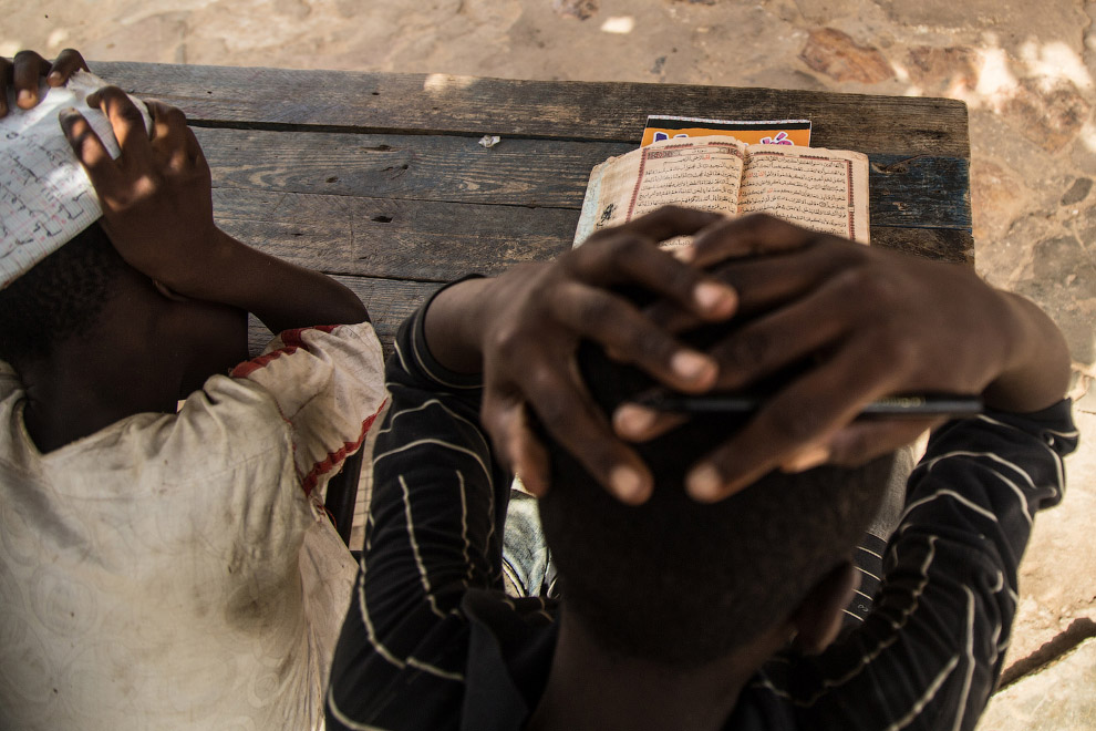О школах в Сенегале