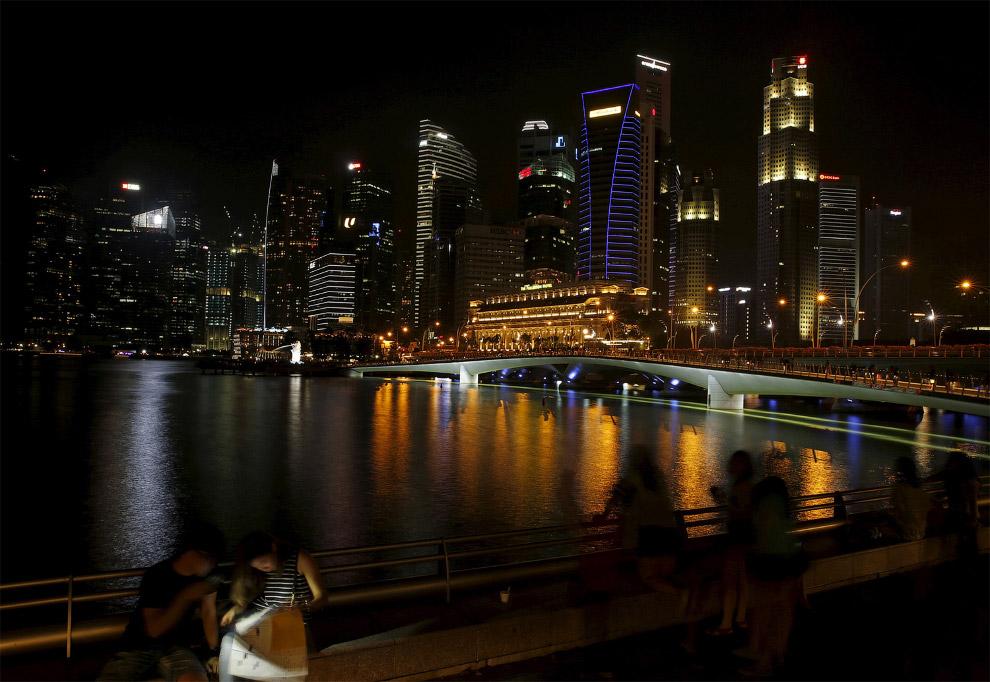 Центральный район в Сингапуре