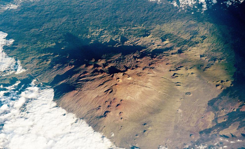 Щитовой вулкан Мауна-Кеа