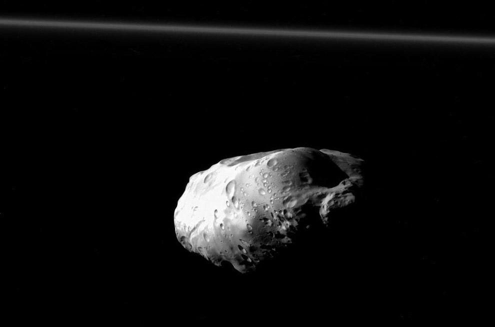 Прометей — естественный спутник Сатурна