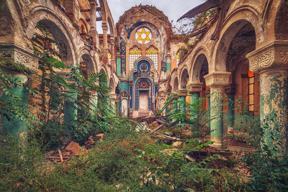 Старая синагога.
