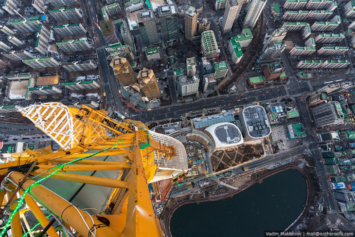 Lotte World Premium Tower