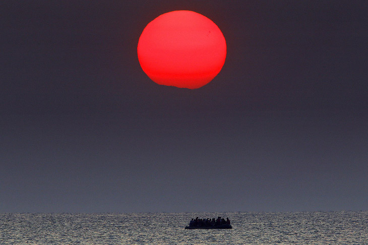 Пулитцеровксая премия 216: кризис беженцев в Европе