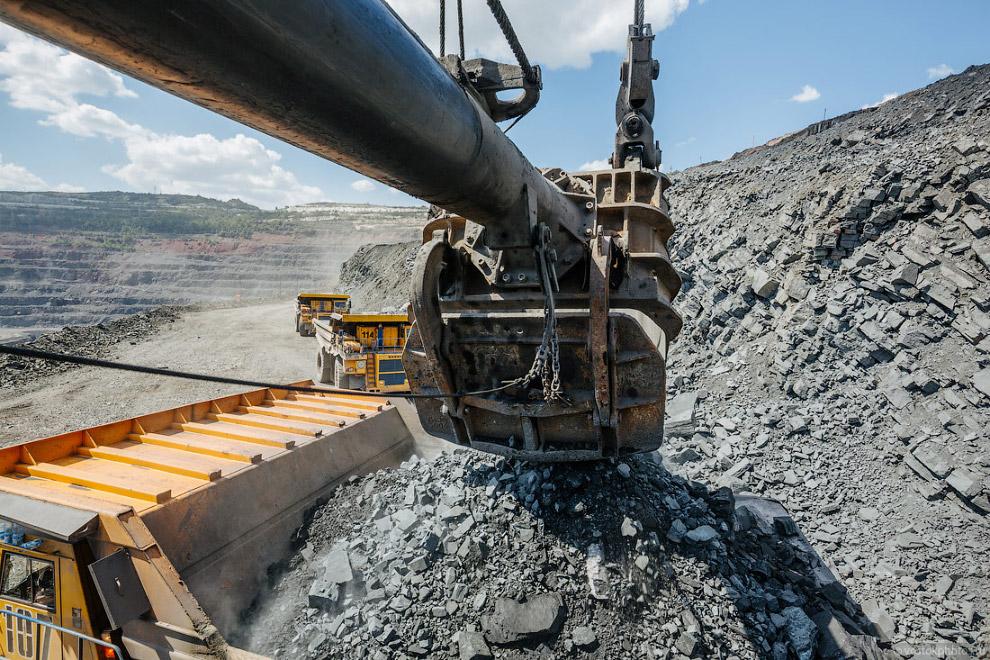 136-тонный Белаз
