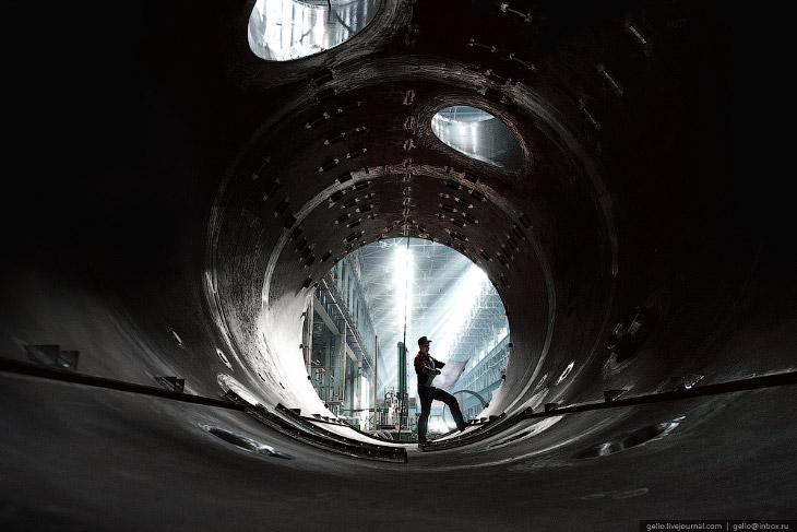 Производство ядерных реакторов для АЭС
