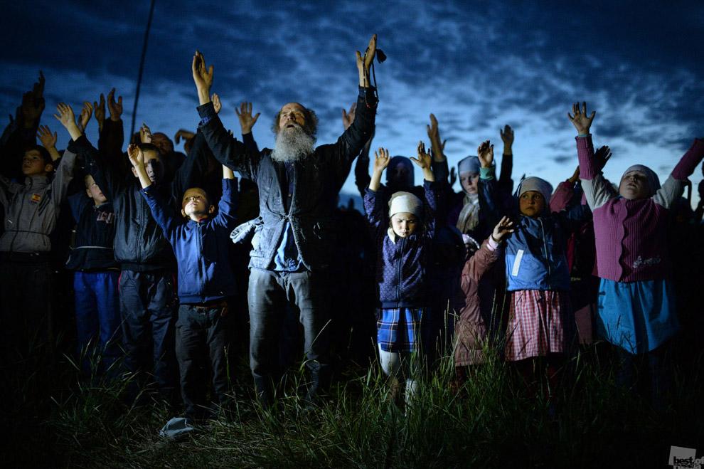 Вечерняя молитва, Алтайский край