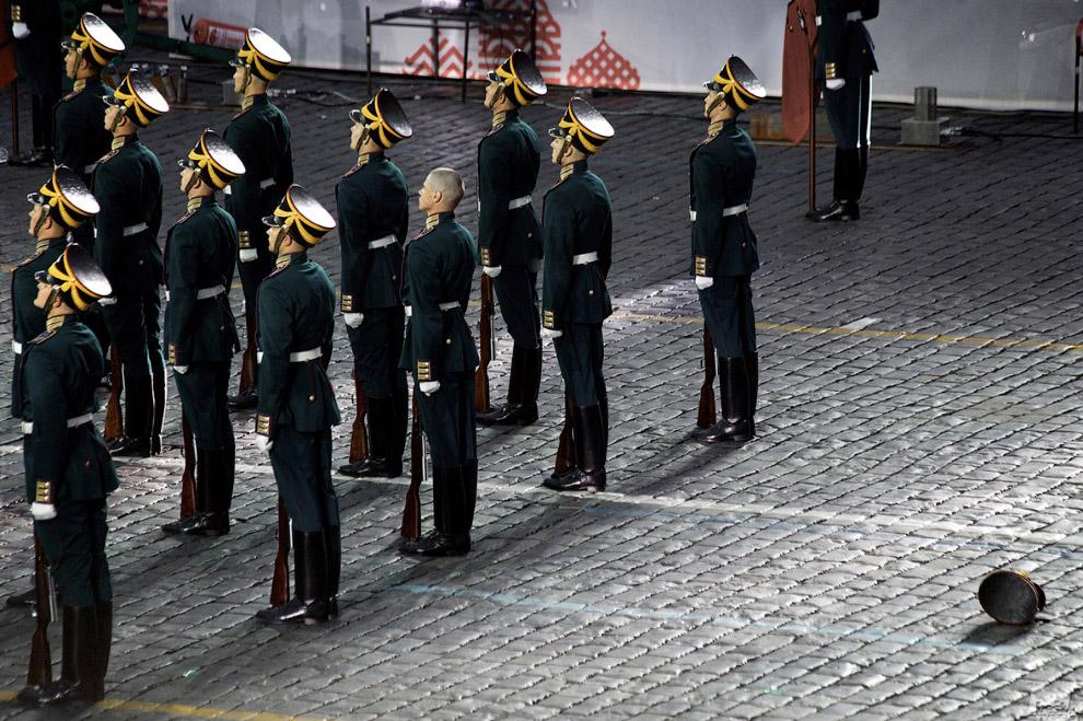 Международный военно-музыкальный фестиваль на Красной площади