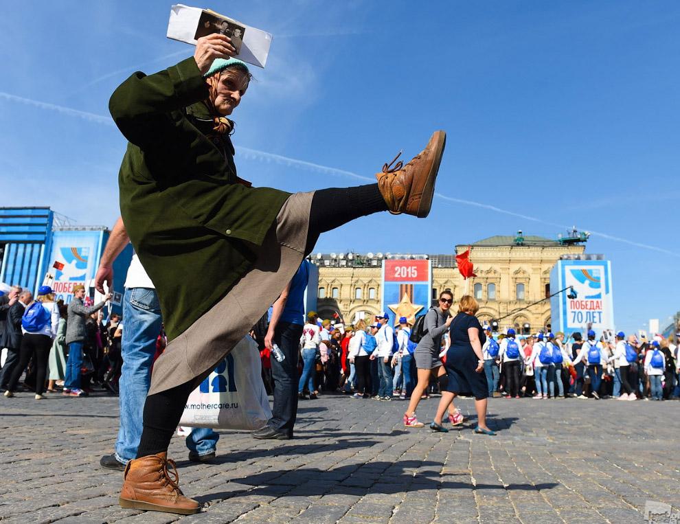 День Победы, Москва