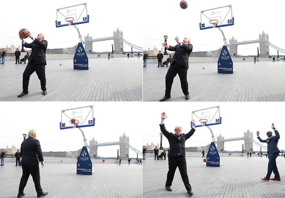 Борис-баскетболист