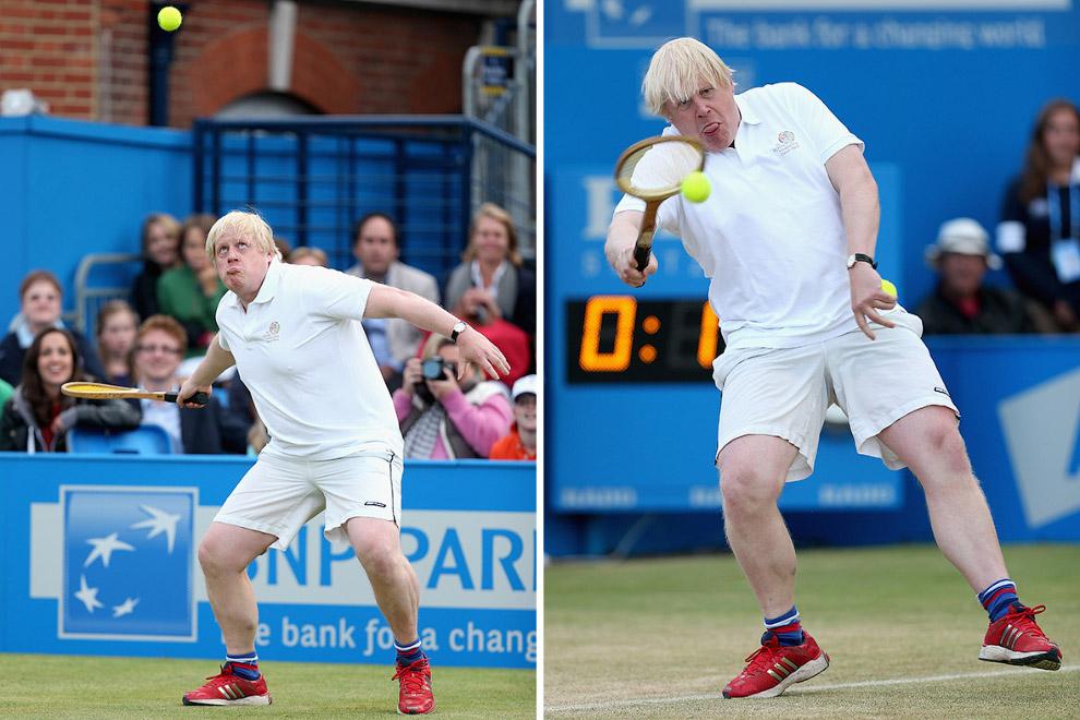 Борис-теннисист