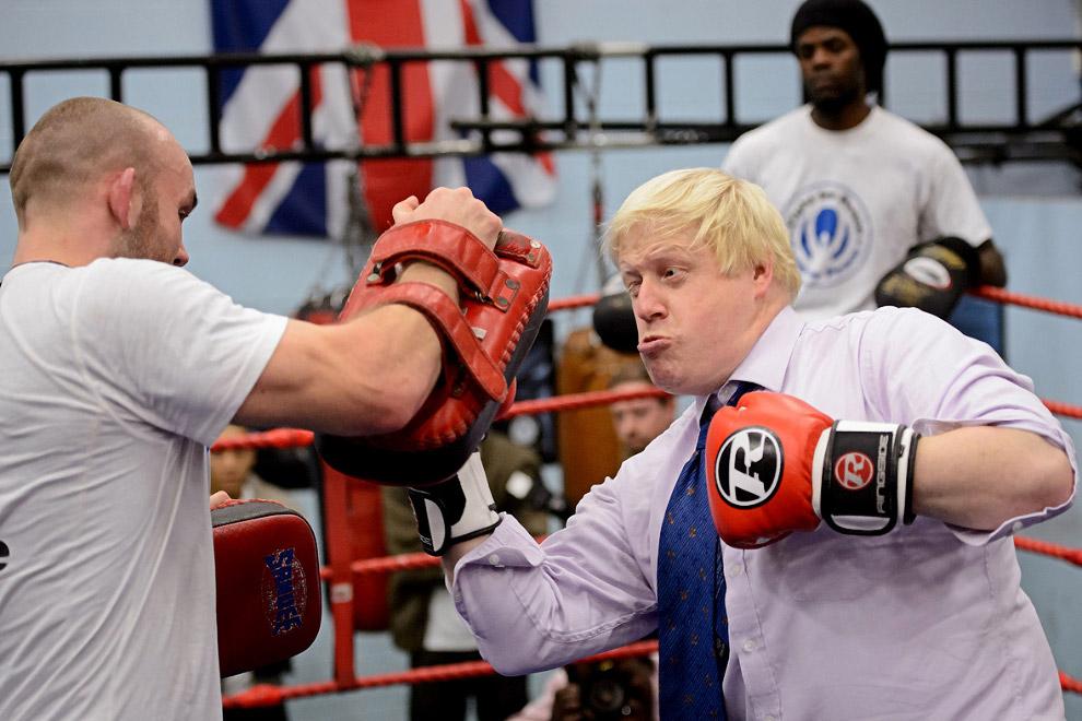 Борис-боксер