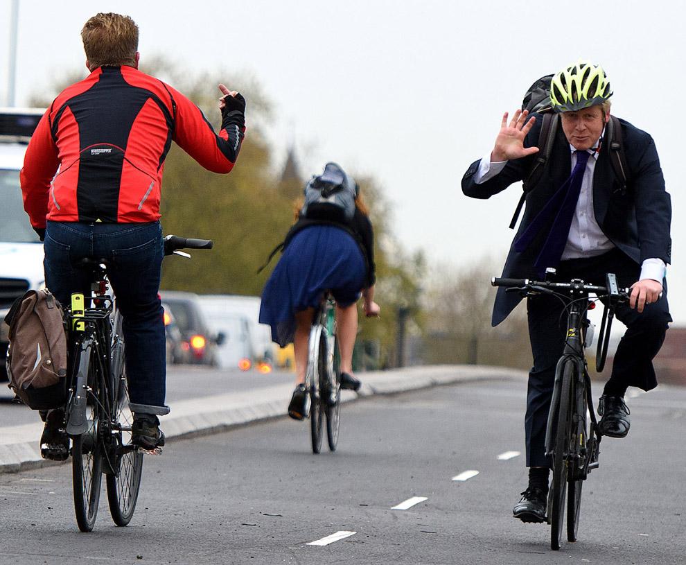 Борис-велосипедист