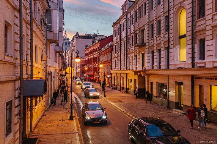 Новые улицы Москвы год спустя