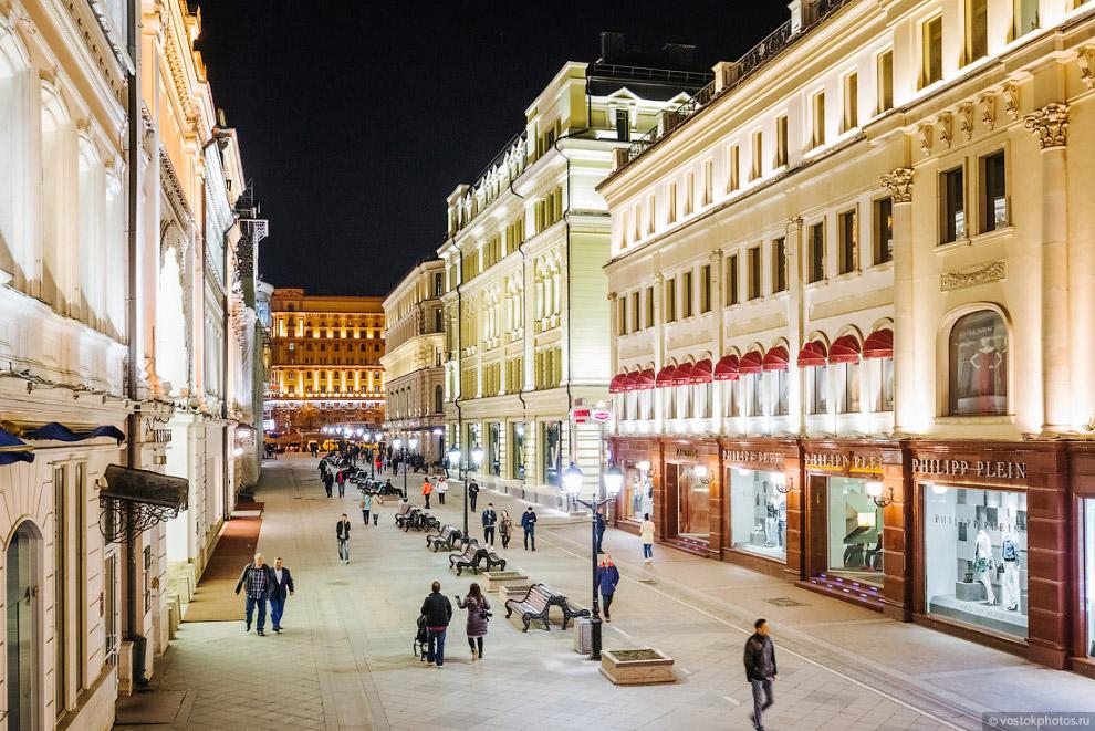 Никольскую улицу ремонтировали несколько лет назад.