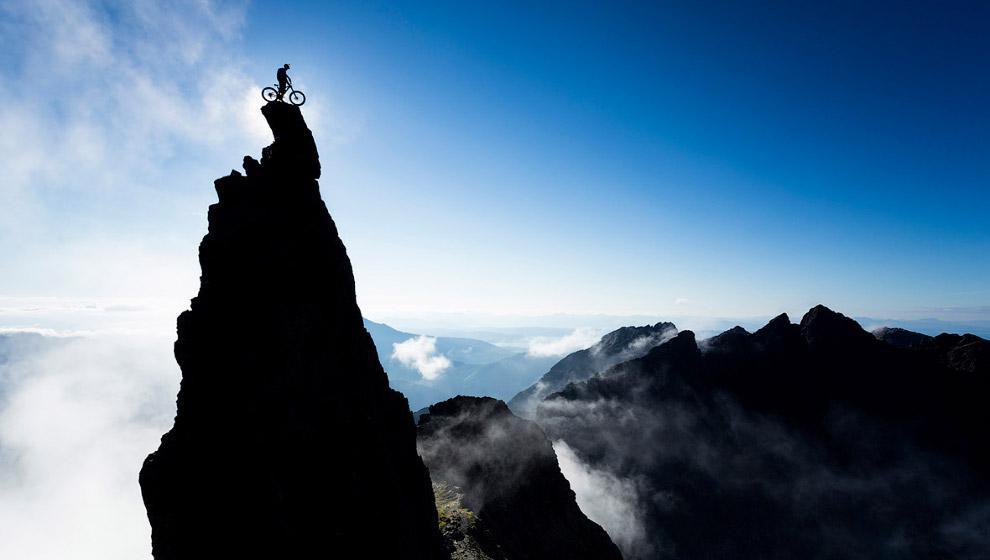 На вершине мира. Остров Скай, Шотландия