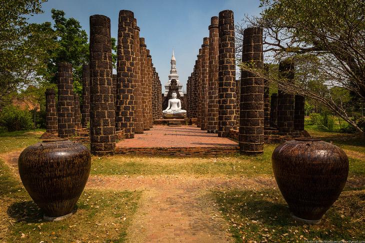 По пляжам Андаманского моря: парк Муанг Боран
