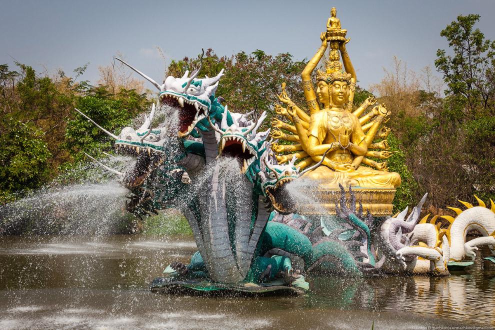 парк Муанг Боран