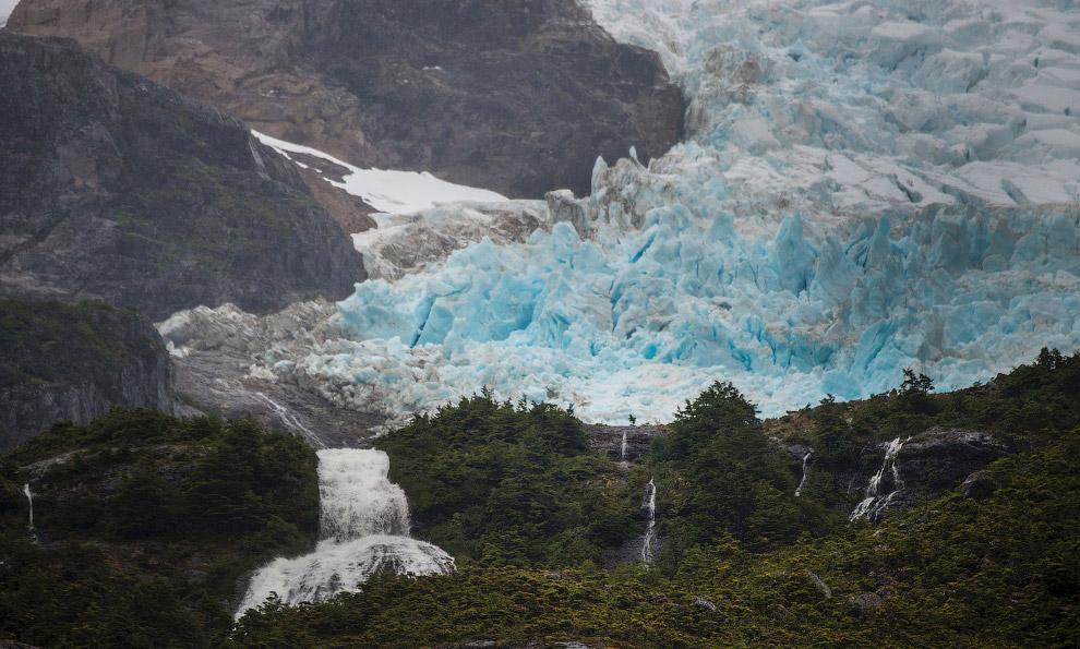 Ледник Серрано