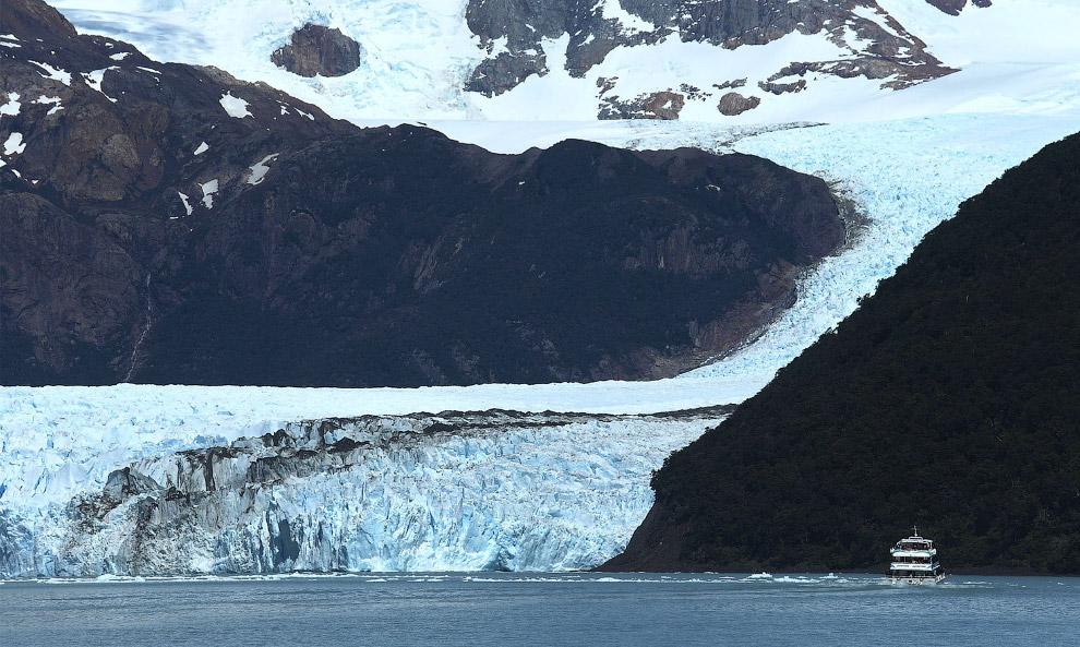 Ледник Спегаццини