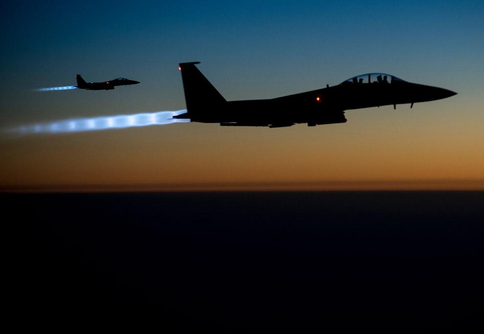 Макдоннелл-Дуглас F-15E «Страйк Игл»