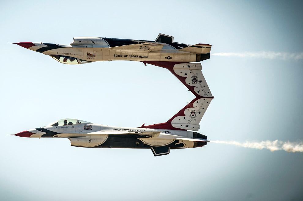 Ф-16 «Атакующий сокол»
