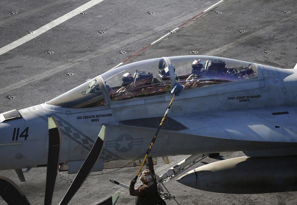 F/A-18E/F «Супер Хорнет»